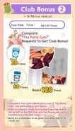 (Bonus) Afternoon Tea - Club Bonus 2