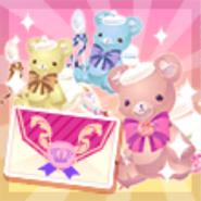(Invitations) Dolls Tea Party - Lv.10 Orders