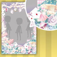 (Show Items) Wonder Tea Party Entrance Decor ver.1