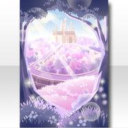 (Wallpaper Profile) Fontana Wonderland Wallpaper ver.A purple