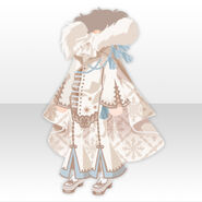 (Tops) Snow Land Prince Style ver.A white