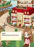 (Story) CocoPPa Play - Welcome