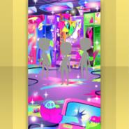 (Show Items) Glittery Zombie Locker Room Stage ver.1