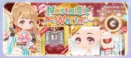 (Display) Nostalgic World - Stage 1