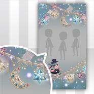 (Show Items) Hollow Park Rabbit and Moonlight Decor2 ver.1