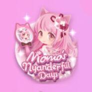 (Icon) Momo's Nyanderful Days