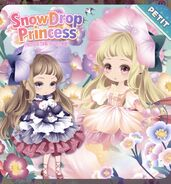 (Image) Snow Drop Princess