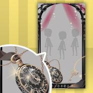 (Show Items) Night Phantom Crashed Window Decor1 Black ver.1