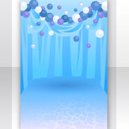 (Show Items) Splashing Soda Curtain Stage ver.1
