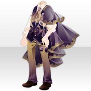(Tops) Elegant Perfume Suit Style ver.A purple