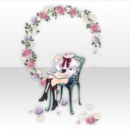 (Tops) Secret Fleur Tea Time Style ver.A pink