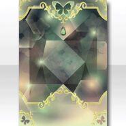 (Wallpaper Profile) Hydrangea Jewels Wallpaper ver.A green