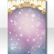 (Wallpaper Profile) Happy Dream World Wallpaper ver.A purple