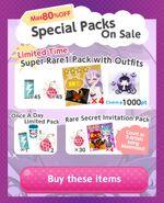 (Special Packs) Vampire Halloween - 1