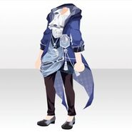 (Tops) Phantom Cool Sorcerer Style ver.A blue