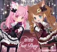 (Twitter) Cat Day 2019