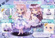 (Banner) Crystal Shower - Ranking