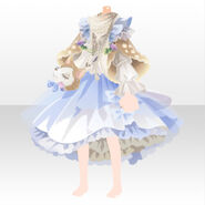 (Tops) CocoPPa Dolls Forest Bambi Top ver.A blue