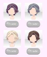 (Promotion) Hydrangea in Shiny Rain - Trading 1