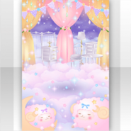 (Show Items) Dreamy Fluffy Party Stage ver.1