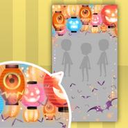 (Show Items) Mononoke Laughing Lanterns Decor2 ver.1