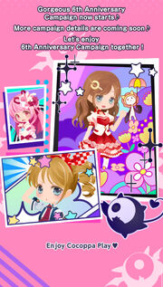 (Promotion) CocoPPa Play 6th Anniversary 2 - End