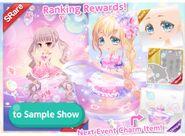 (Banner) Bubbly Bathtime - Ranking