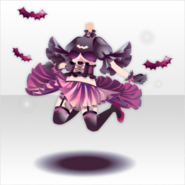 (Tops) Cute Devil Floating Style ver.A purple