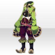 (Tops) Circus Boy Style ver.A green