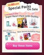 (Special Packs) Horror Panic - 1