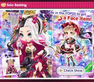 (Banner) Bad Girls - Solo Ranking Rewards