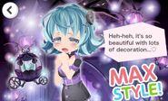 (Characters) Vampire Halloween - Rare MAX Style