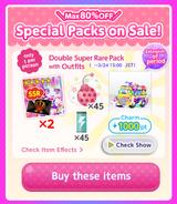 (Packs) Glittery ZOMBIE - Special Packs 1