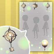 (Show Items) Phantom Lamp Decor1 Yellow ver.1