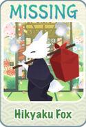 Fox Wedding Hikayku Fox
