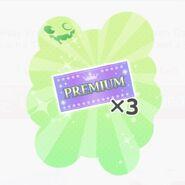 (Items) Premium Gacha Ticket x3