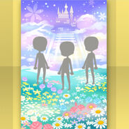(Show Items) Heaven Sky Flower Meadow Stage ver.1