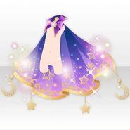 (Outerwear) Horoscope☆Star Cape ver.A purple