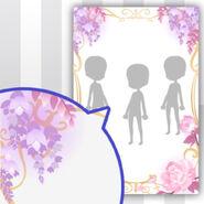 (Show Items) Taisho Roman Flower Frame Decor2 ver.1