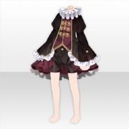 (Tops) Hollow Park Stuff Uniform Style ver.A black