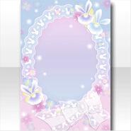(Wallpaper Profile) Champignon Dreamy Cute Rabbit Wallpaper ver.A blue