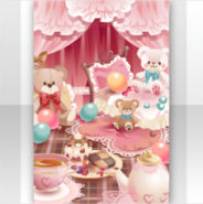 (Show Items) Teddy Room Stage ver.1