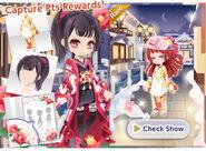(Banner) Nostalgic World - Capture Points Rewards
