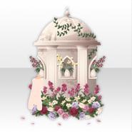 (Avatar Decor) Secret Fleur Gazebo ver.A pale brown