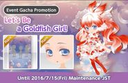 (Banner) Goldfish Marriage (Old) - Promotion