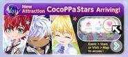 (Display) CocoPPa Stars Arrival
