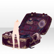 (Body Accessories) Epilogue Doll Suitcase ver.A red