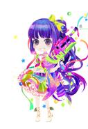 (Profile) Glittery ZOMBIE - Hyper Limited Time Bonus