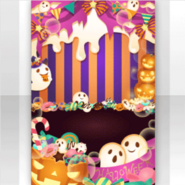 (Show Items) Happy Halloween Party Stage ver.1