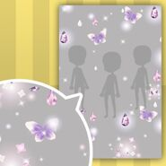 (Show Items) Showered with Jewel Drops Decor1 Purple ver.1